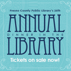 Dinner in the Library 2014
