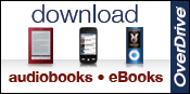 Overdrive: download audiobooks and eBooks