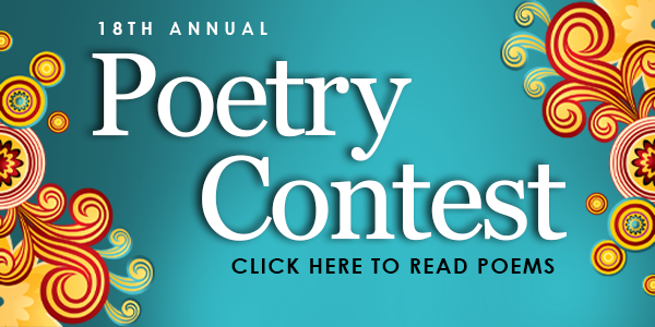Poetry Contest results 2017