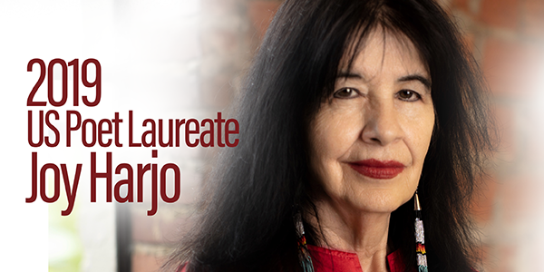 Joy Jarjo Poet Laureat