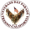 veterans parade icon